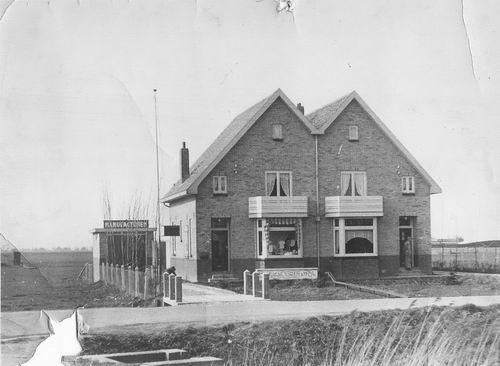Sloterweg W 0137-135 1934 Winkel fam Rijkeboer