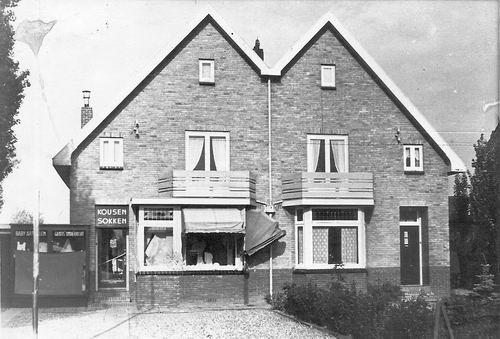 Sloterweg W 0137-135 1949 Winkel fam Rijkeboer