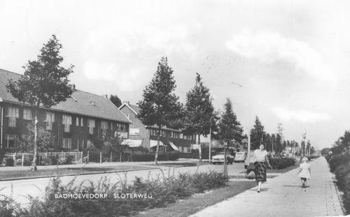 Sloterweg W 0177- 1959 vanaf Zuiden