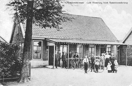 Sloterweg W 0259 191_ cafe de Halve Maan