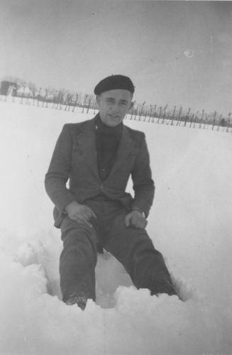 Smit Machiel 1940 in de Sneeuw