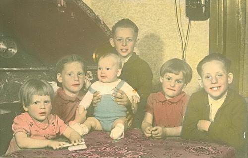 Smit Nicolaas 1914 1953 Gezinsfoto 01