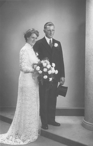 Smit Nicolaas 1914 1942 trouwt Guus Ramp