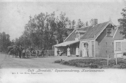 Schipholweg 0001 1904 Cafe Bronzicht
