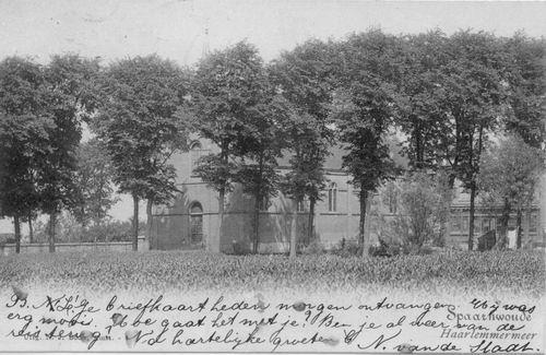 Spaarnwouderweg N 0641 1902 RK Kerk