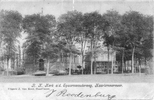 Spaarnwouderweg N 0641 1904 RK Kerk