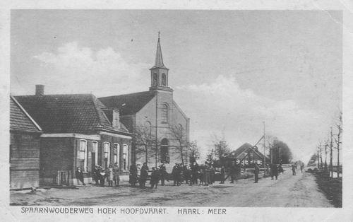Spaarnwouderweg N 0641 1925 RK Kerk