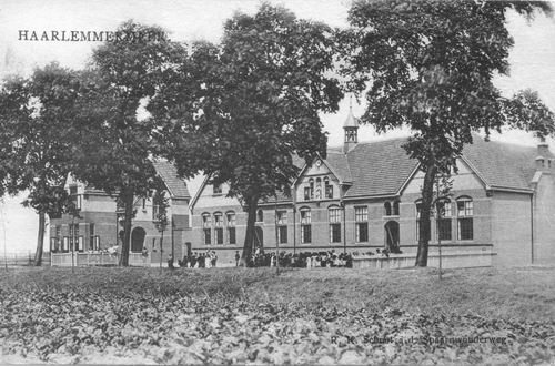 Spaarnwouderweg N 0651 1915 RK School