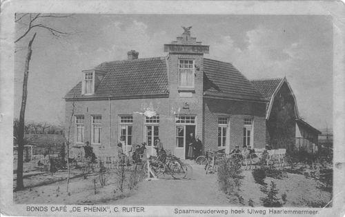 Schipholweg N 0821 19__ Cafe de Phenix 02_Besch