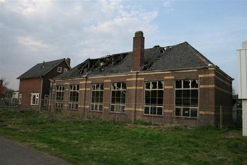 Spieringweg O 0482 2008 Christelijke School vlak voor Sloop 06