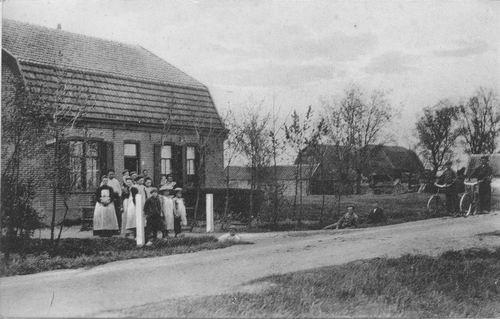 Spieringweg W 1009 1923 bij Bennebroekerweg