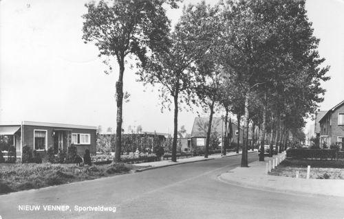Sportveldweg 1968