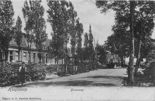 Stationsweg 1905 of eerder Binnenweg 02