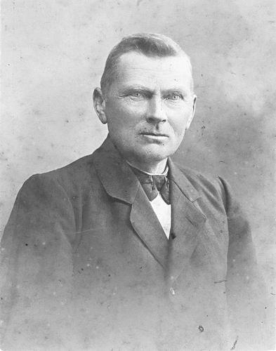 Stout Arie 1893 19__ Portret