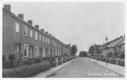 Talmastraat 1955