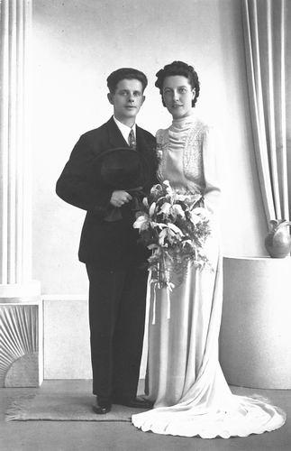 Tichelaar Teuntje 1913 19__ trouwt A Blok 00
