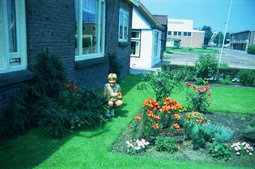 Tuinweg Z 0027- 197_ zicht naar Hoofdweg vanaf Huize Uithol