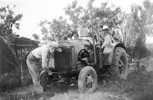 Vastenhout Arie 194_ Start Tractor