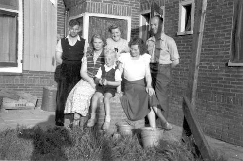 Vellekoop Arie 1902 1950 Vakantie Texel Oude Schild 01