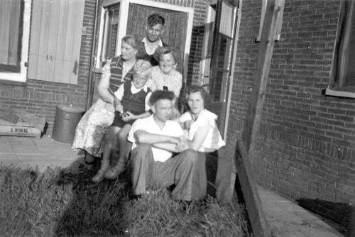 Vellekoop Arie 1902 1950 Vakantie Texel Oude Schild 02