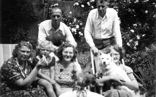 Vellekoop Arie 1902 19__ Vakantie in Oosterbeek
