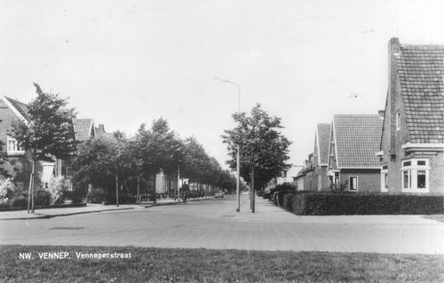 Venneperstraat 1964