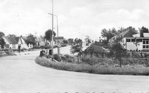 Venneperweg N 001_ 1969 Kruising Aalsmeerderweg