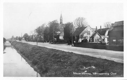 Venneperweg N 0463 1949 Smederij v Driel