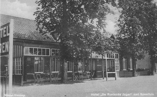 Venneperweg N 0471 de Rustende Jager
