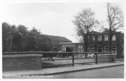 Venneperweg N 0479 1948 Goude Leeuw ea
