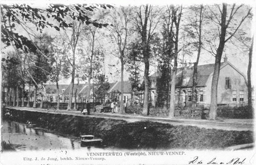 Venneperweg N 0493-505 1904