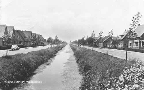 Venneperweg N 0521 1961 Winkel Doet Beets ev