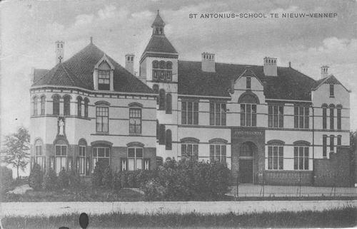Venneperweg Z 0304 1917 St Antoniusschool