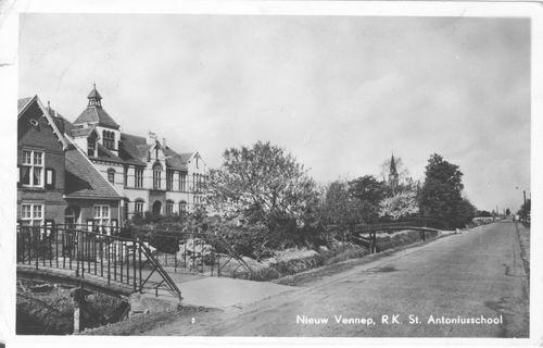 Venneperweg Z 0304 1952 St Antoniusschool