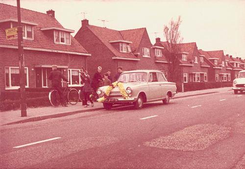 Venneperweg Z 0454 1962+ Huize Raaphorst ea