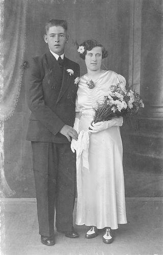 Verzaal Freek 1914 19__ trouwt Jannetje de Ruiter