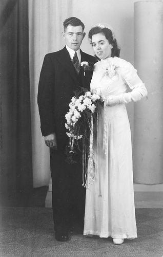 Verzaal Pieter 1913 19__ trouwt Maaike van der Stelt