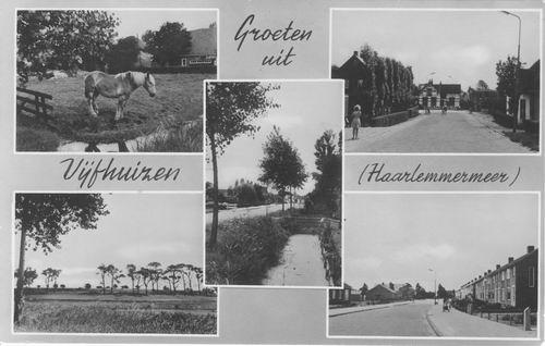 Vijfhuizen 5-luik 1960