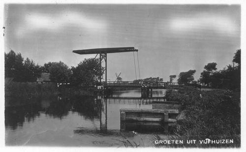 Vijfhuizerdijk 004_ 1931 Ophaalbrug.JPG