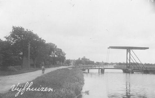 Vijfhuizerdijk 004_ 1932 Ophaalbrug.jpg