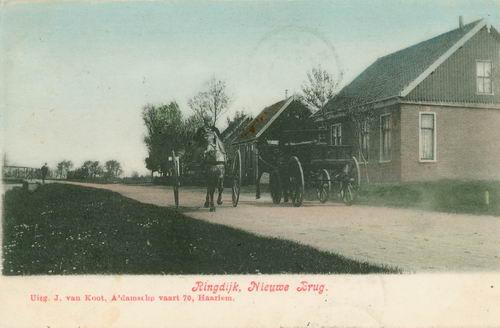 Vijfhuizerdijk 014- 1906 Ringdijk Ingekleurd
