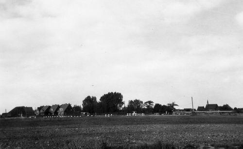 Vijfhuizerweg N 020_ 1959 Dorpsgezicht