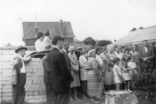Vijfhuizerweg N 0969 1960 NH Kerk 1e steen 02