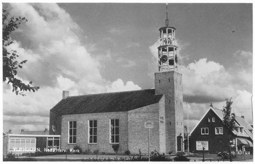 Vijfhuizerweg N 0969 NH Kerk 04 1963.JPG