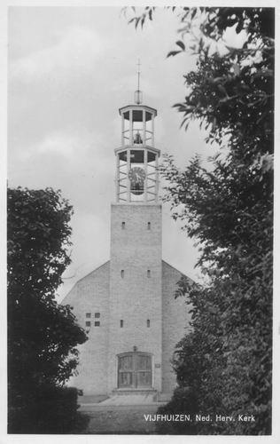 Vijfhuizerweg N 0969 NH Kerk 06 1966.JPG