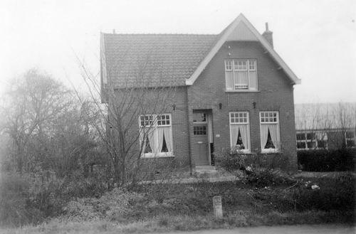 Vijfhuizerweg N 0981 1955 Boerderij v Reeuwijk