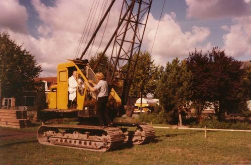 Vijfhuizerweg N 0981 1980 Nieuwe Pastorie 1e paal 02