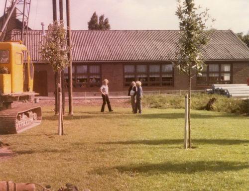 Vijfhuizerweg N 0981 1980 Nieuwe Pastorie 1e paal 04