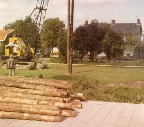 Vijfhuizerweg N 0981 1980 Nieuwe Pastorie 1e paal 13
