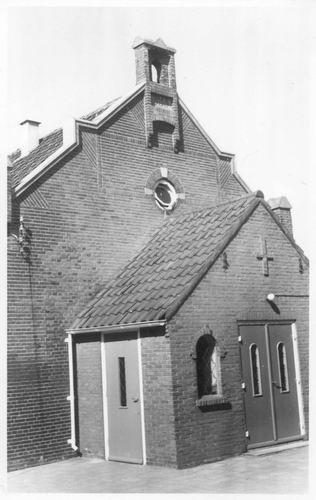 Vijfhuizerweg Z 0514 Geref Kerk